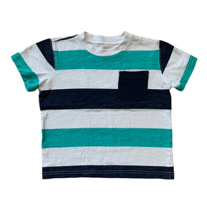 Striped  Carters T-Shirt, 2 Years