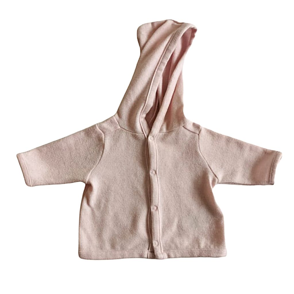 Light Pink Old Navy Hoodie, Newborn