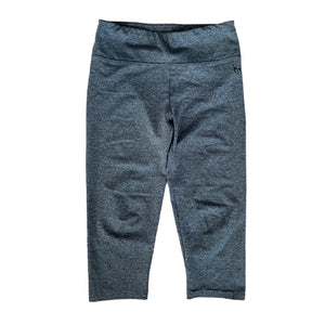 Grey Justice Cropped Leggings, 10 Years