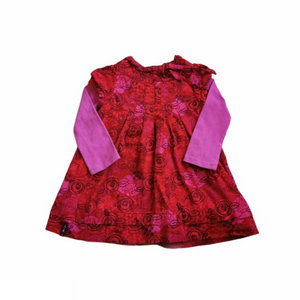 Red Gagou Tagou Dress, 3 Years