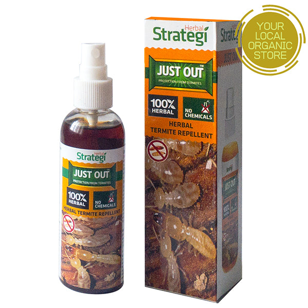 Herbal Strategi Termite Repellent Spray (Just Out) - 100 ml