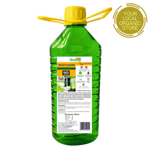 Herbal Strategi Toilet and Bathroom Cleaner - 2 L Refill