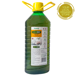 Herbal Strategi Dish Wash Liquid (NatureDrop) - 2 L Refill