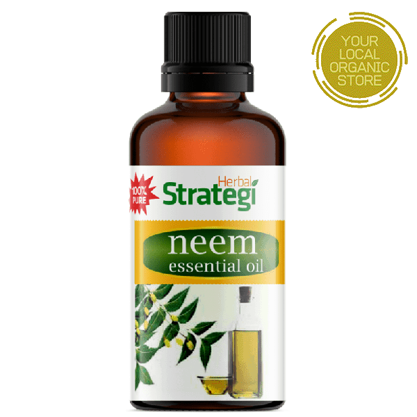 Herbal Strategi Neem Essential Oil - 50 ml