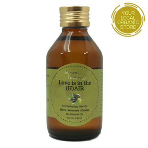 Amayra Naturals Love is in the HAIR Oil