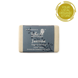 Rustic Art Jasmine Soap