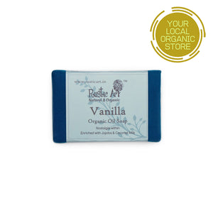 Rustic Art Vanilla Soap