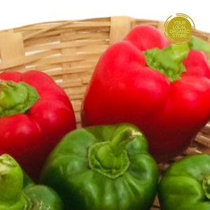 Capsicum Red (Bangalore Only)