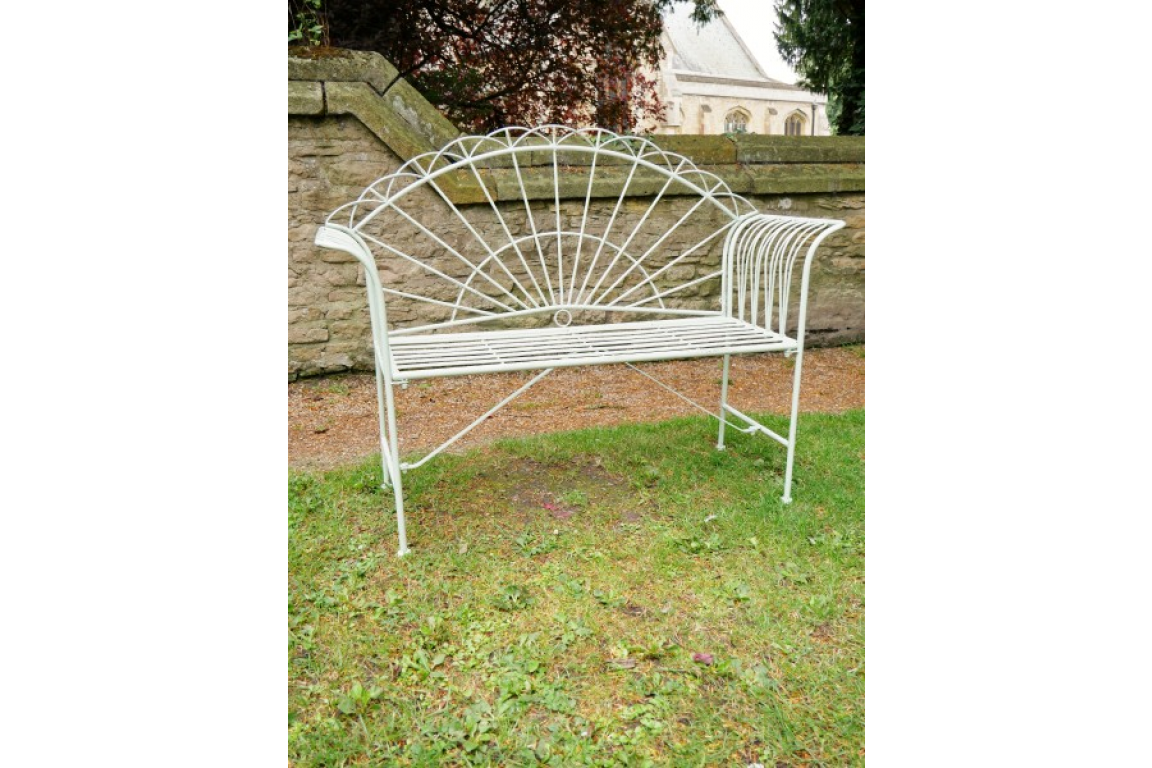 Sunrise Garden Bench