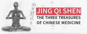 Jing QI Shen: The Three Treasures of Chinese Medicine