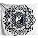 Yin Yang Hinduism Tapestry decoration for wall