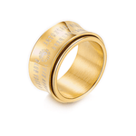 taoist curse ring gold