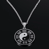 Bagua Necklace for men