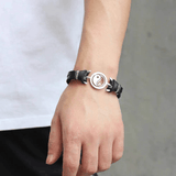 yin and yang bracelet for men