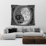 Celestial Yin and Yang Tapestry