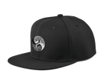 yin yang tree cap black