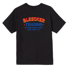 Load image into Gallery viewer, Bleecker Tee - Black