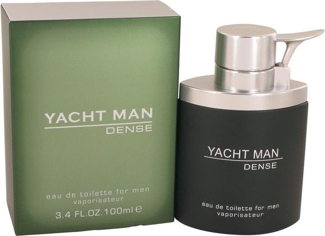 Yacht Man Dense 100ml EDT (M)