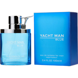 Yacht Man Blue 100ml EDT (M)