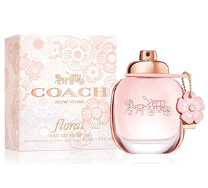 Coach New York Signature Floral 50ml EDP (W)