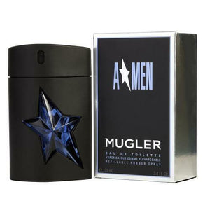 Thierry Mugler A*Men Refillable Rubber Flask 100ml EDT (M)