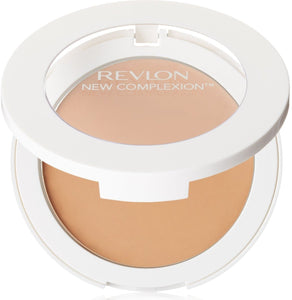 Revlon 9.9G New Complexion One-Step Compact Makeup 04 Natural Beige