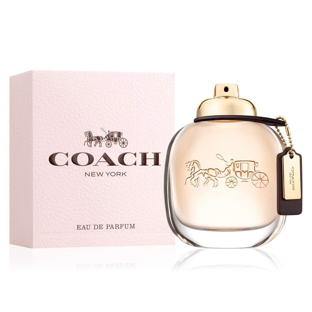 Coach New York 90ml EDP (W)