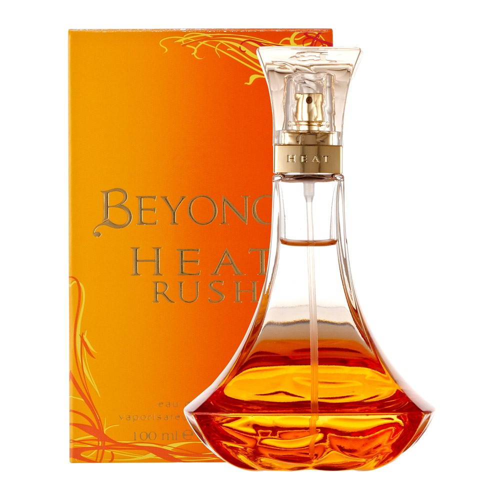 Beyonce Heat Rush 100ml EDT (W)