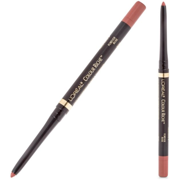L'Oreal Colour Riche Lip Liner Forever Rose