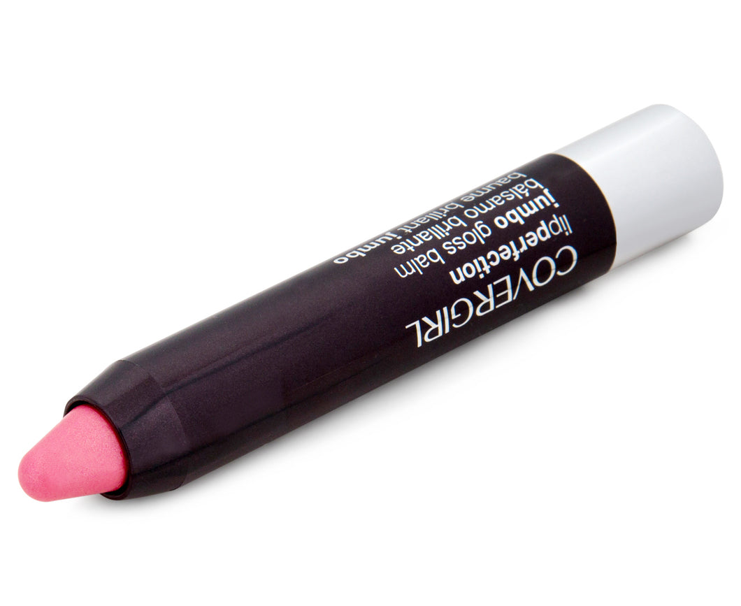 CoverGirl Lip Perfection Jumbo Gloss Balm Blush Twist
