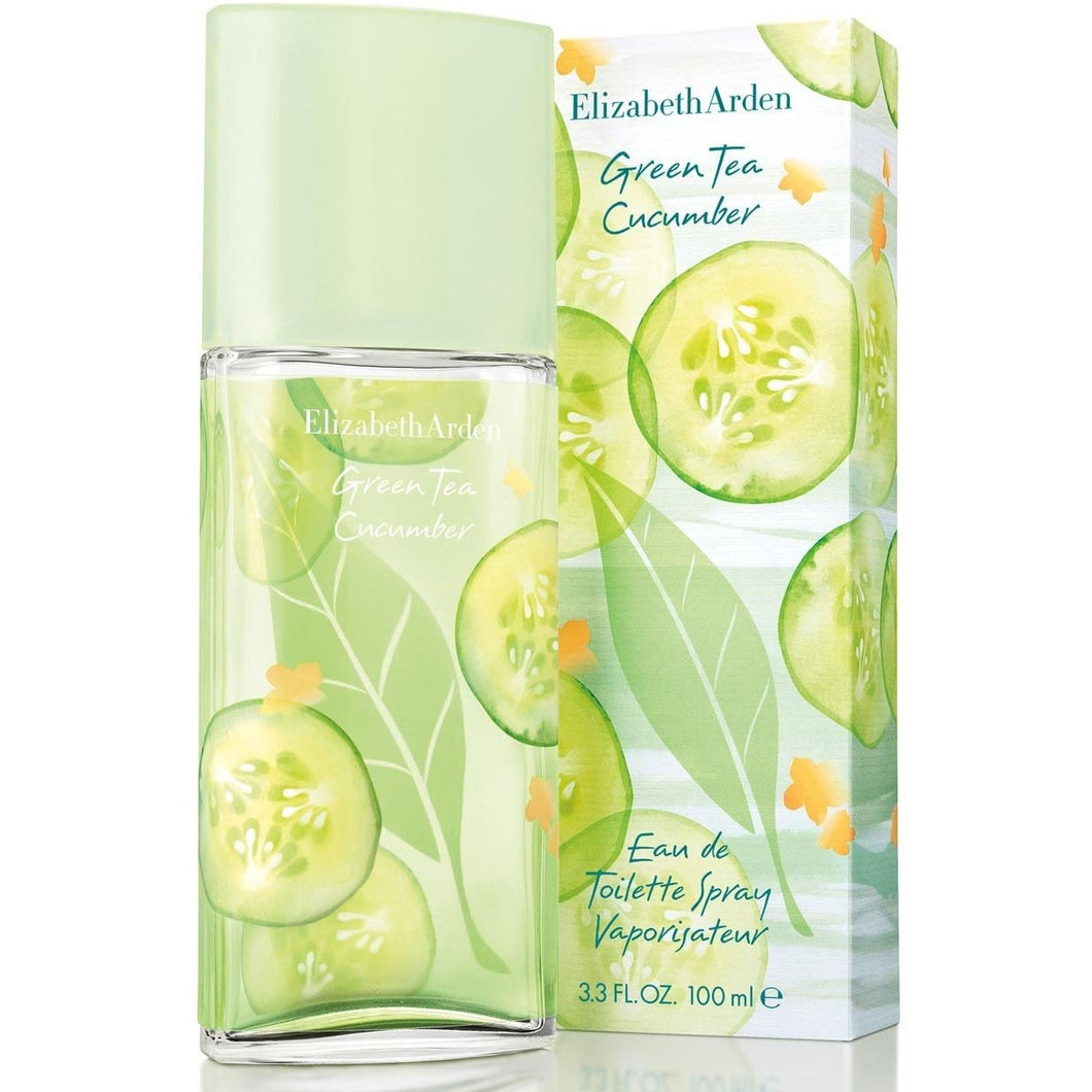 Elizabeth Arden Green Tea Cucumber 100ml EDT (W)