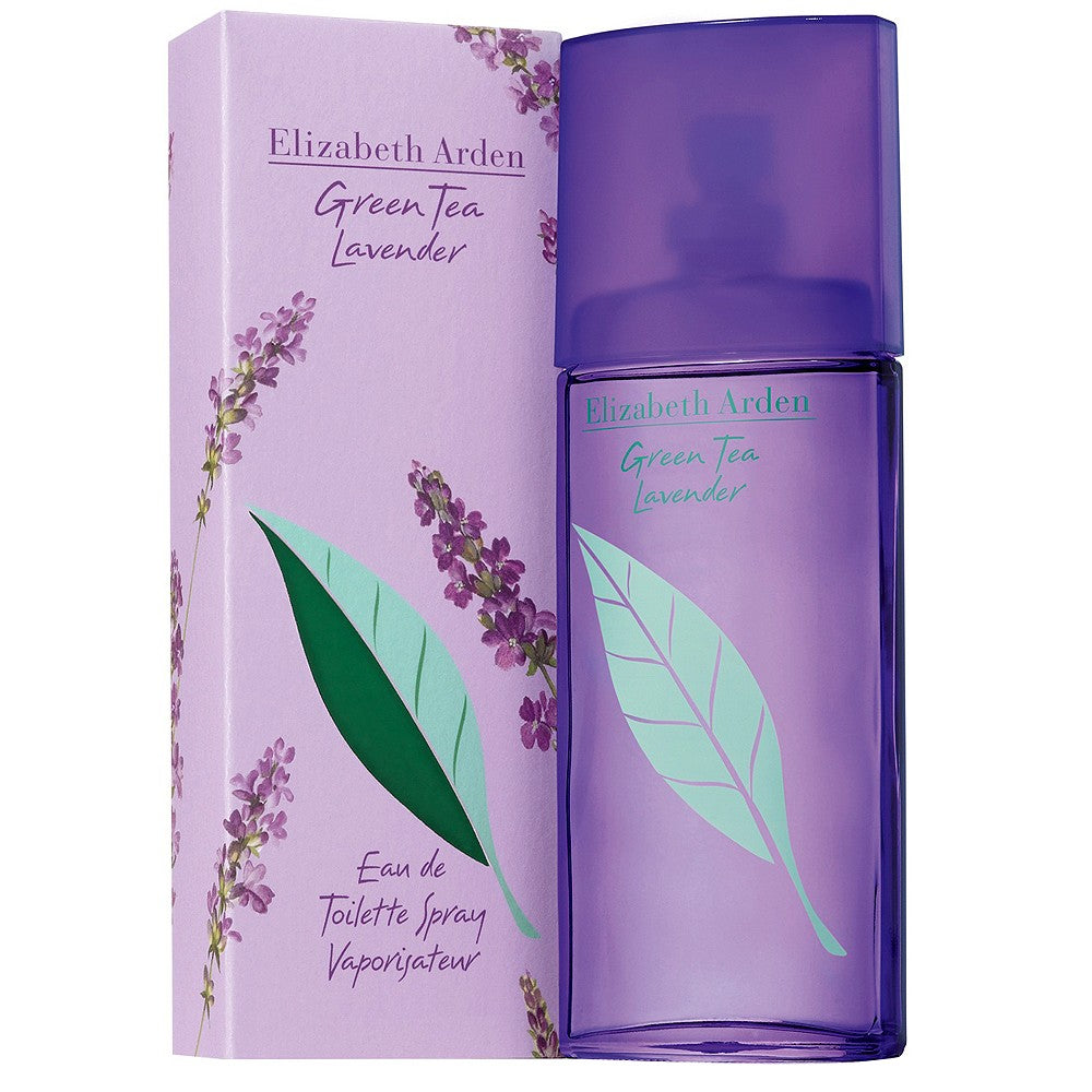 Elizabeth Arden Green Tea Lavender 100ml EDT (W)