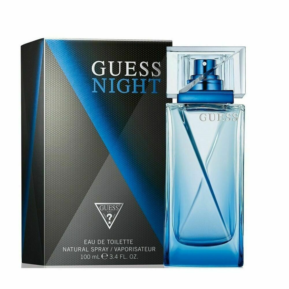 Guess Night 100ml EDT (M)