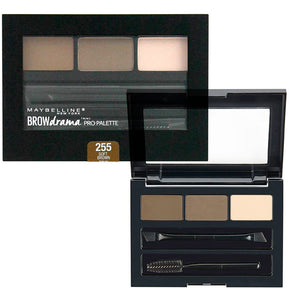 Maybelline New York Brow Drama Pro Eye Makeup Palette 255 Soft Brown