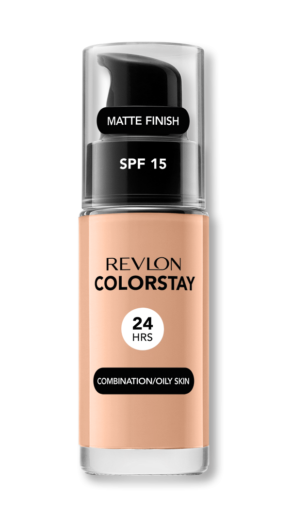 Revlon Colorstay Make-Up Matte Finish for Combination/Oily True Beige