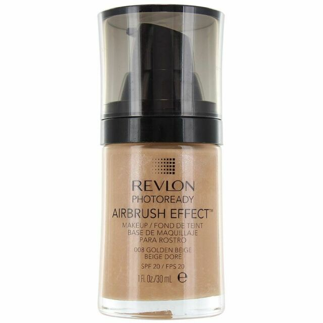 Revlon Photoready Airbrush Makeup Golden Beige