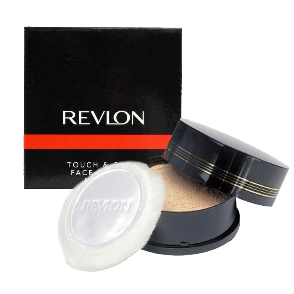 Revlon Touch & Glow Face Powder 80 Translucent 50g