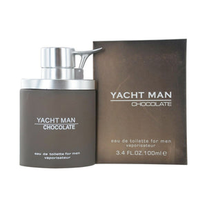 Yacht Man Chocolate 100ml EDT (M)