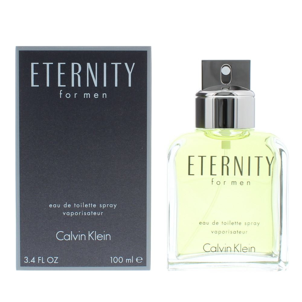 Calvin Klein Eternity 100ml EDT (M)