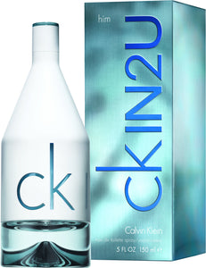 Calvin Klein In 2 U 150ml EDT (M)