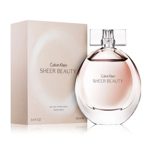 Calvin Klein Sheer Beauty 100ml EDT (W)