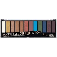 Rimmel London 14.16G Magnif0Eyes Eye Contouring Palette 004 Colour Edition