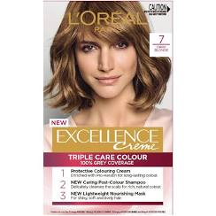 L'Oreal Excellence Creme Colour 7 Dark Blonde