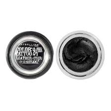 Maybelline 4G Colour Tattoo Eye Shadow 100 Dramatic Black