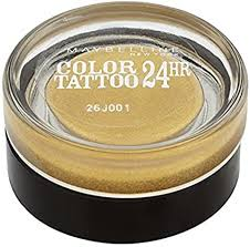 Maybelline Eye Studio Color Tattoo Eyeshadow 75 24K Gold
