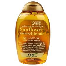 OGX 385Ml Conditioner Sunflower Shimmering Blonde
