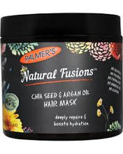 Load image into Gallery viewer, Palmer's 270G Natural Fusions Chia Seed & Argan Oil Hair Mask