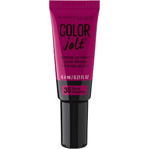 Maybelline 6.4Ml Intense Lip Paint Colour Jolt 35 Berry Naughty