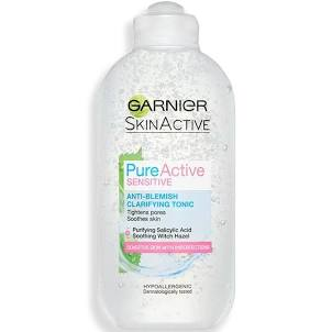 Garnier 200Ml Skin Active Anti-Blemish Gentle Toner Sensitive