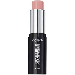 L'Oreal 9G Infallible Blush Longwear Shaping Stick 001 Sexy Flush